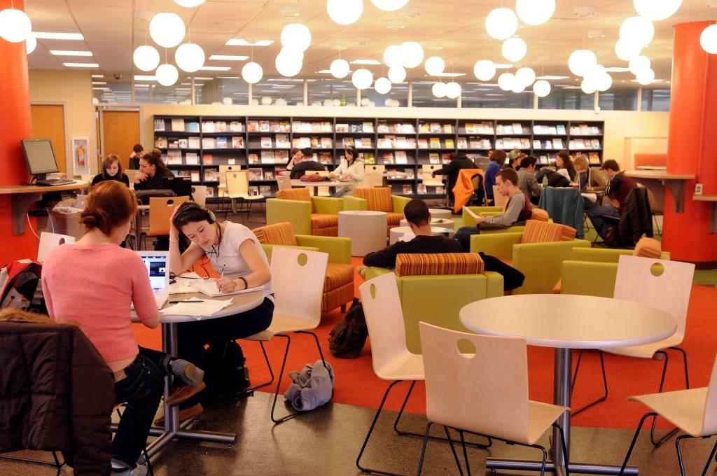 Drexel library
