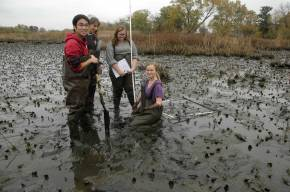 Environmental Science 101, Day 1: Get Stuck In Mud