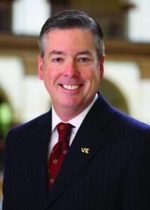 Drexel President John A. Fry