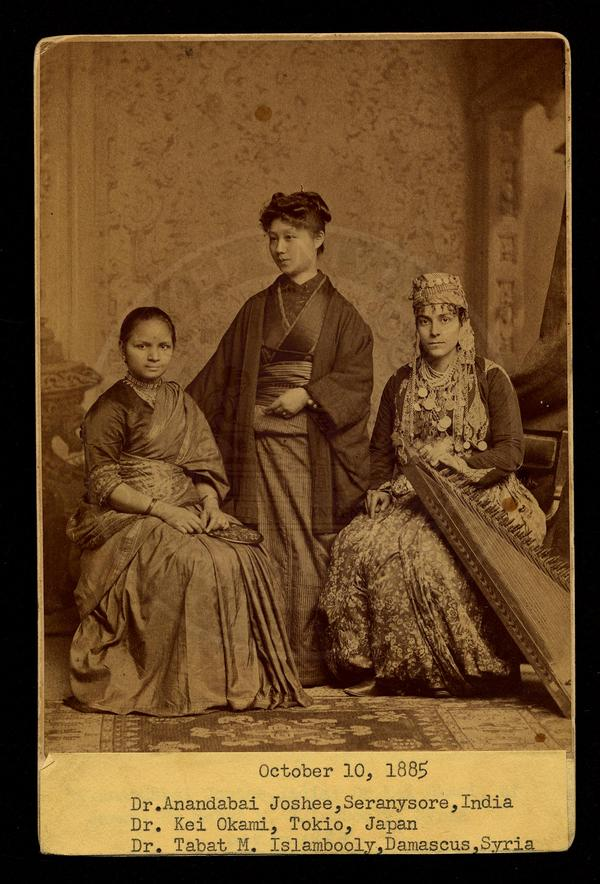 Asian Indian Americans - History, Modern era, The first