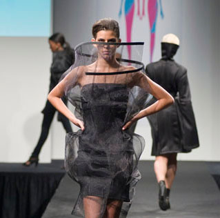 Nanotube dress