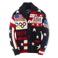 Ugly Sweater Party or Team USA's Olympic Uniforms?