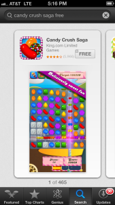 CandyCrush SS