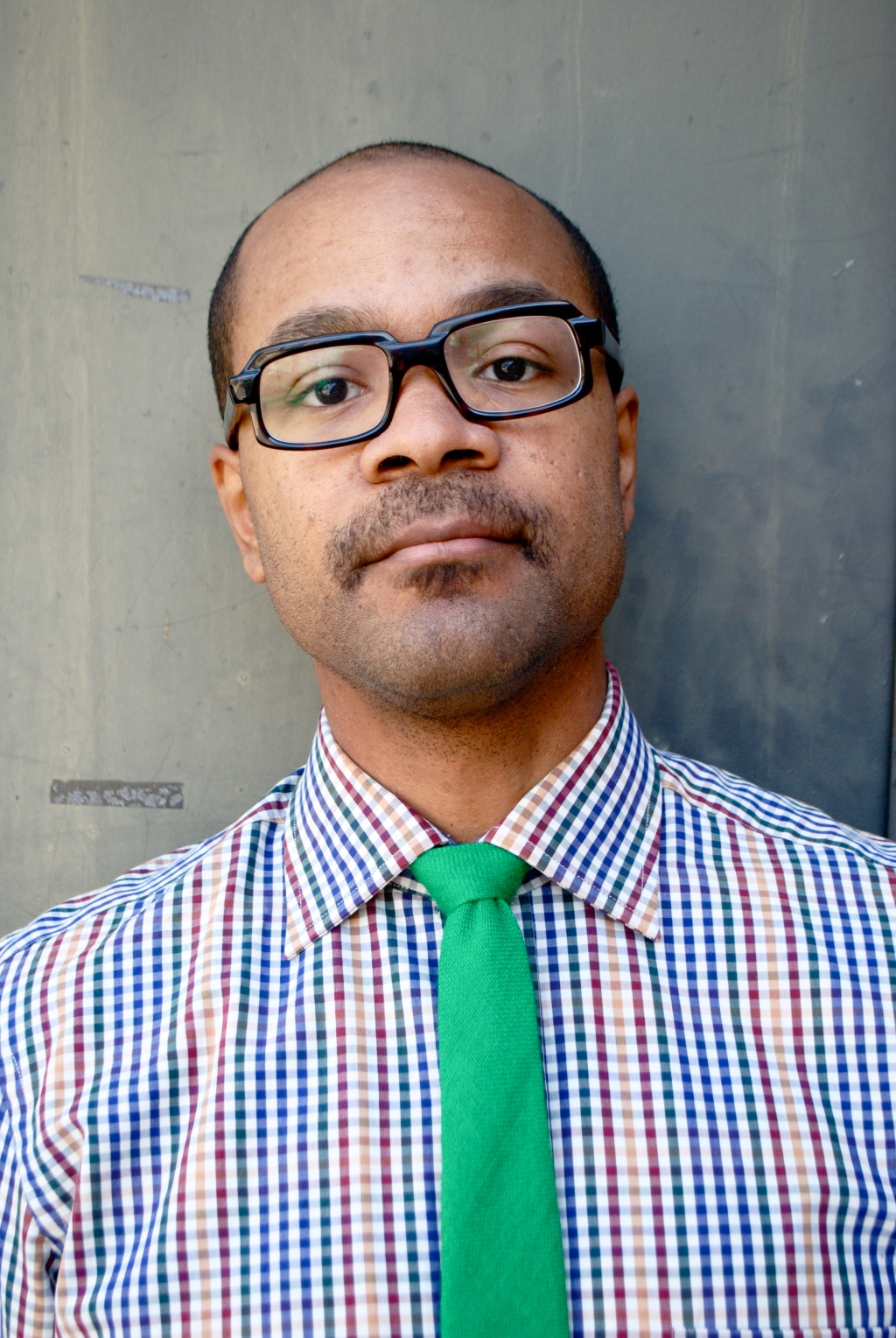 African American literature expert André Carrington, PhD, an assistant professor of English at Drexel