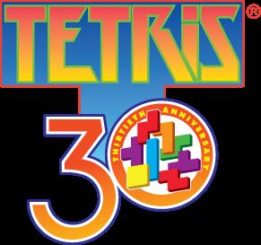 Tetris 30-Logo