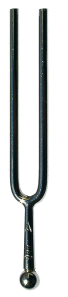 Changing the length of the prongs of a tuning fork would change its pitch, a similar principle is exploited in the Shihs' piezoelectric sensor.