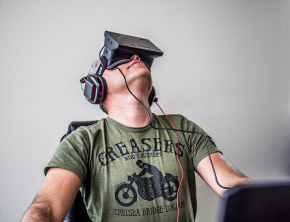 Next-Gen Virtual Reality is Latest Medium For Drexel's Digital Storytellers