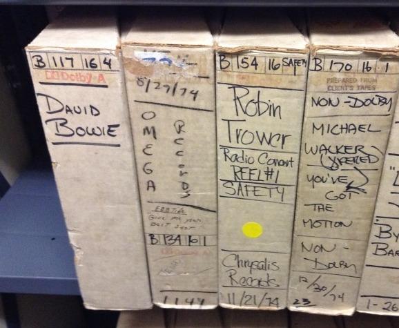 Bowie tape sitecore copy