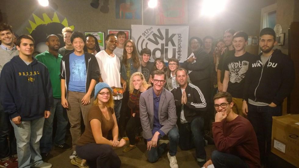 WKDU's staff.
