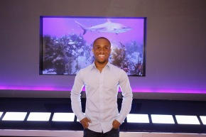 "Drexel's Million-Dollar Scholar Gets Sharks to Bite on ABC's ""Shark Tank"""