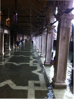 Drexel Snapshot: What Can Venetian 'High Water' Teach Us About ClimateResiliency?