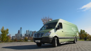 In addition to Robins' research, the A.J. Drexel Autism Institute performs public outreach in underserved communities using its Mobile REACH van to improve access to education and screening.