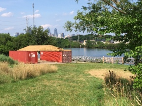Drexel Snapshot: Designing and Building Philly's First Public Boathouse