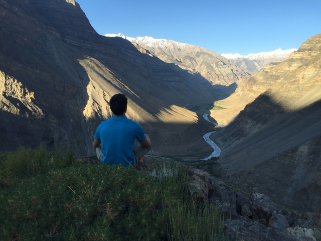 Second-year Drexel medical student David Tomajan spent 20 days in the Himalayas in summer 2015.