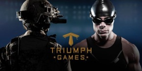 Building a Video Game Showdown for Vets on CBS Sports Network's 'Triumph Games'