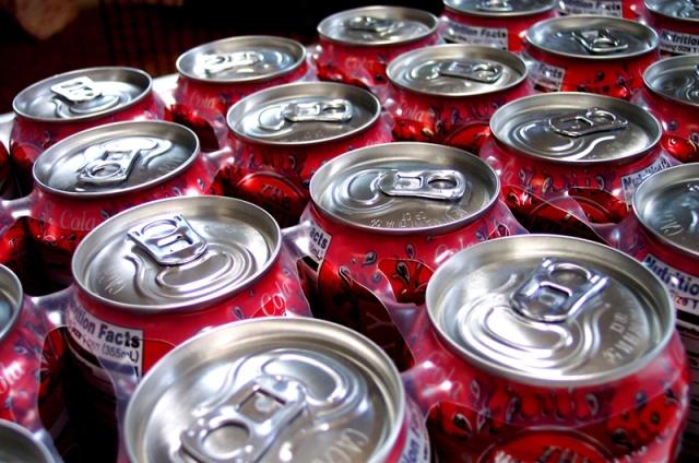 Soda tops
