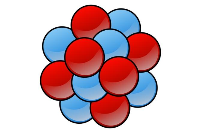 atom diagram