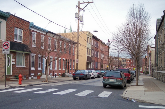 Philadelphia's Fishtown neighborhood