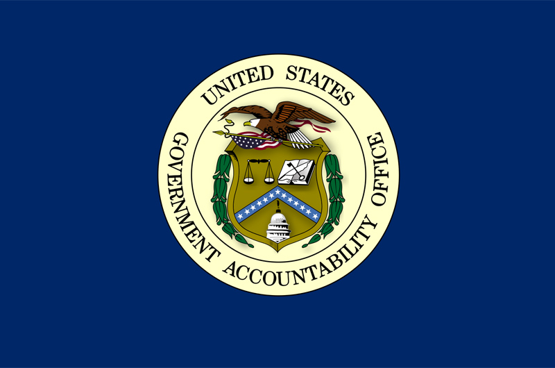 Flag of the Government Accountability Office