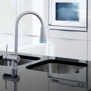 Photo of the smart faucet