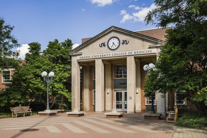 Drexel College of Medicine Queen Lane Exterior