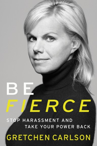 Carlson-Be Fierce Book Cover