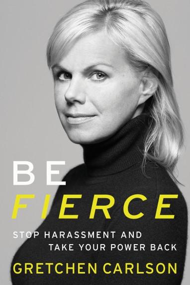 Carlson-Be Fierce Book Cover