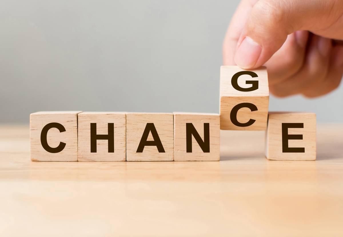 leading change when business is good Change leadership requires different skills and abilities beyond the norm (think of a turnaround ceo or manager), not the least of which is being able to manage your day-to-day activities while transitioning toward the changed business you can't really afford to take your eye off either ball (current or future.